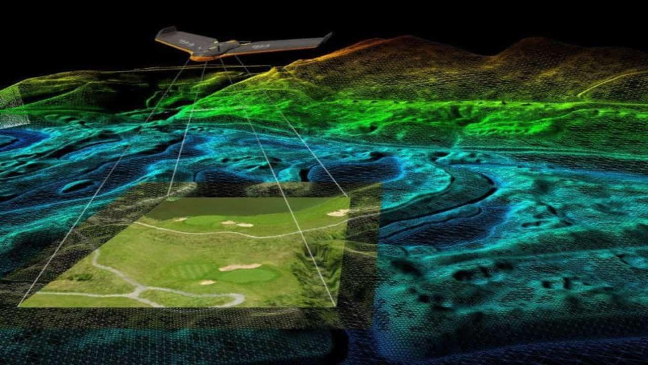 Flanders Drones Fotogrammetrie