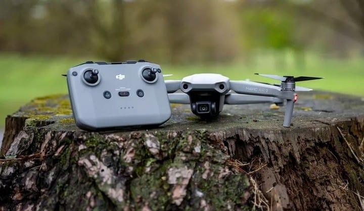 DJI Mavic Air 2 Flanders Drones