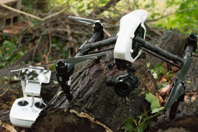 DJI Inspire 1 pro Flanders Drones