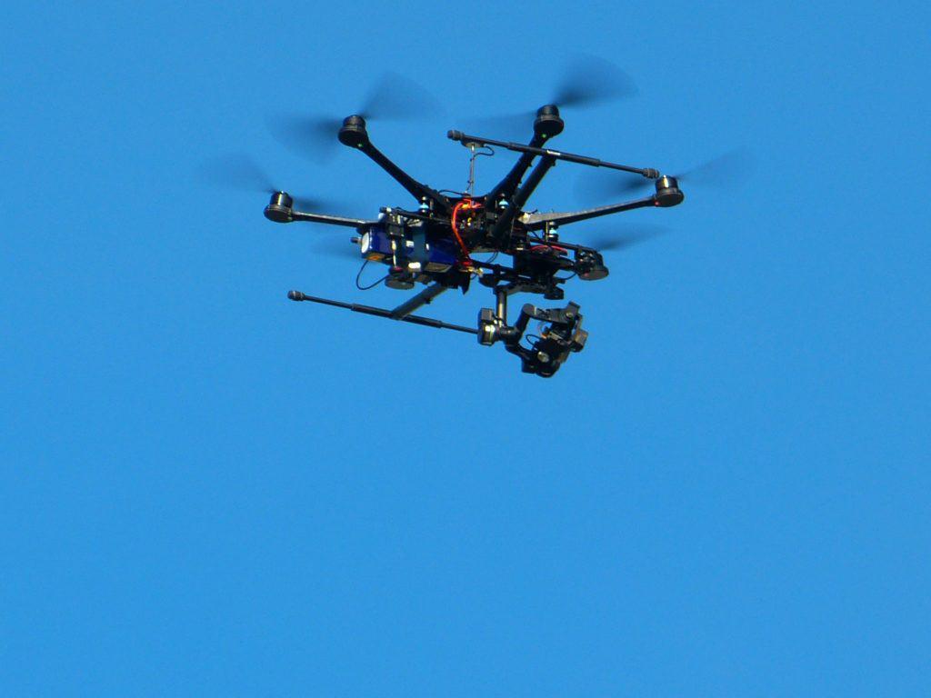 DJI S900 Flanders Drones