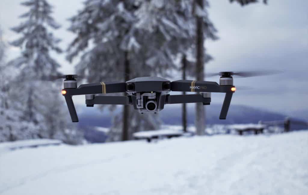 DJI Mavic Pro Flanders Drones