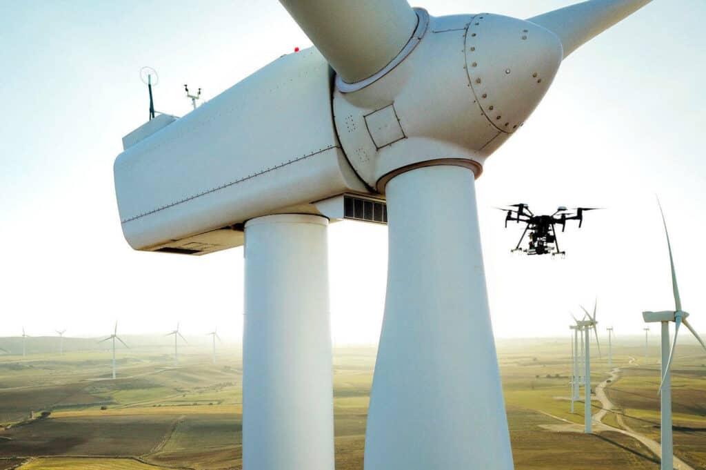 Flanders Drones Inspectie